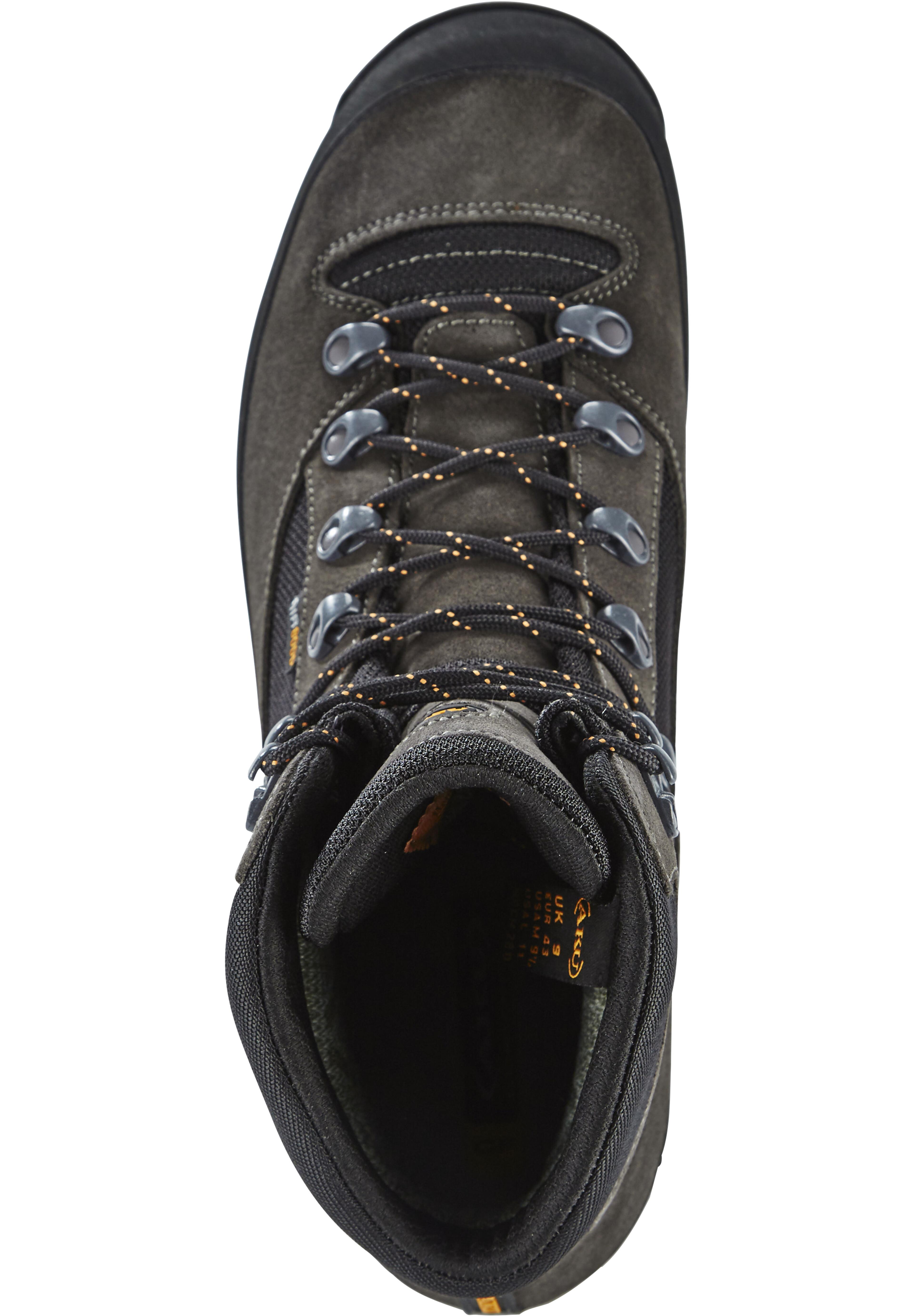10163af3dff AKU Conero GTX Shoes Men Men, black/grey
